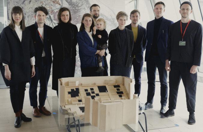 Balti riikide ühispaviljon Veneetsia biennaalil rõhutab võimalust teha asju koos