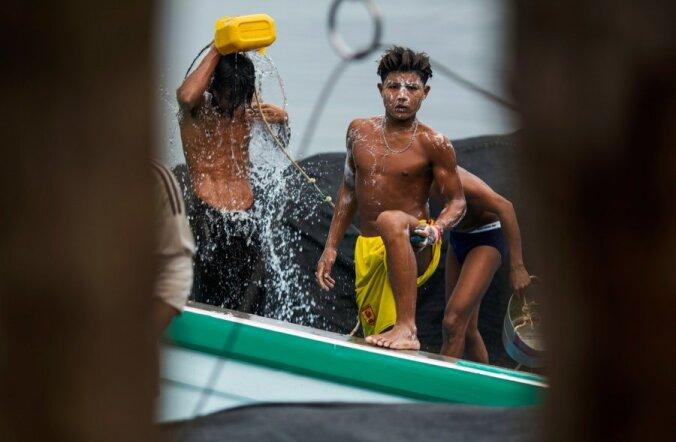 Tuunikala ja krevetid toovad poelettidele 21. sajandi orjad