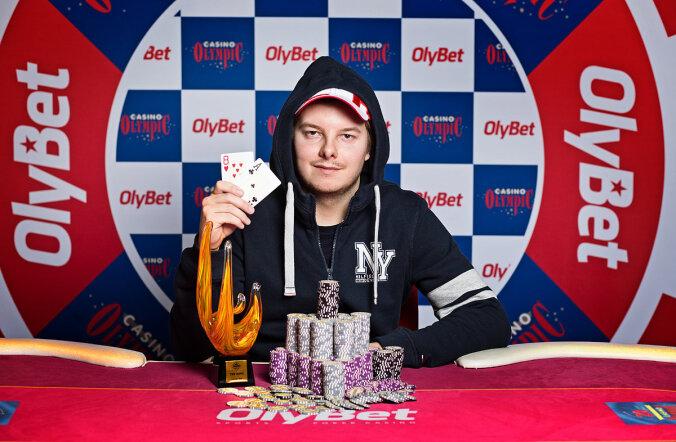 Rootslane napsas Tallinna pokkeriturniirilt üle 50 000 euro, parima eestlase võidusumma jäi 10 000 euro kanti