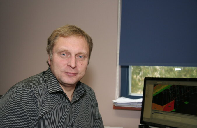 Aasta insener Hugo Olak: inseneri loominguks on stabiilne konstruktsioon