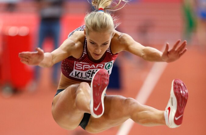 Darja Klishina