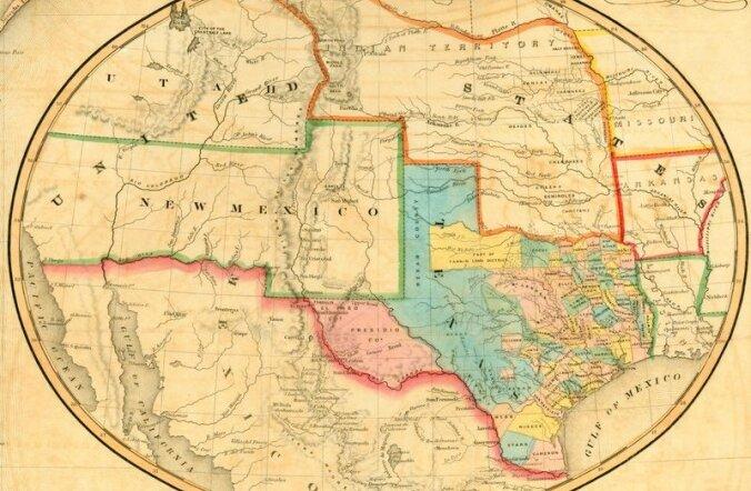 Juba enam kui poolteist sajandit on Texasel olnud õigus lahku lüüa. Sõna otseses mõttes