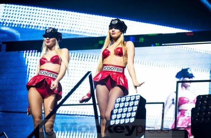 We Love the 90's ja Scooteri tantsutüdrukud kutsuvad Privésse!