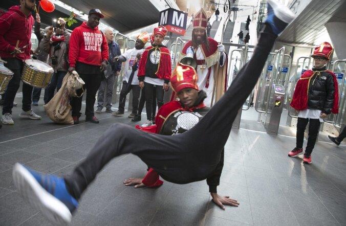 Noorte olümpial hakatakse breiktantsus jagama medaleid
