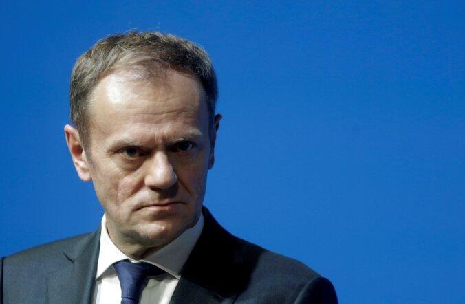 Poola prokuratuur kutsus EL-i ülemkogu presidendi Tuski tunnistusi andma