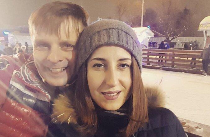 Александр Носик заявил о расставании с женой Ольгой