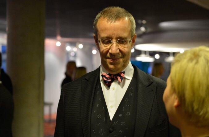 """PUBLIKU VIDEO: President Ilvese arvates on """"Tulnukas"""" üks uskumatult hea film!"""