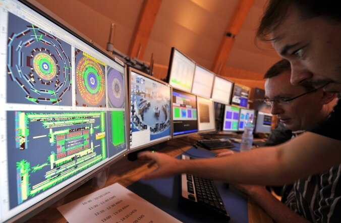 Oleks ka juba aeg: Eesti plaanib ühineda Euroopa Tuumauuringute Organisatsiooniga