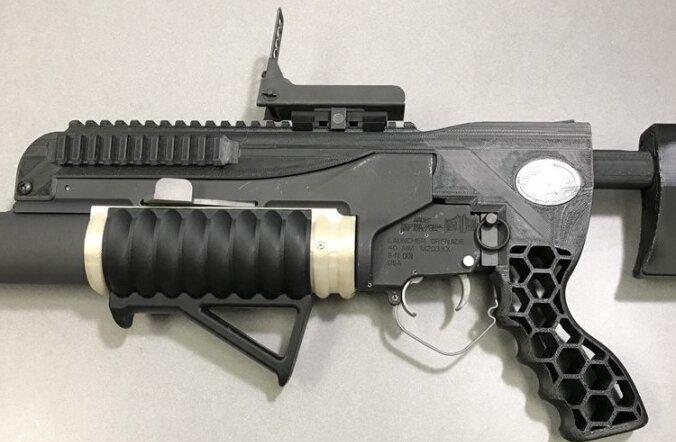 Tuleviku surmasülgaja: USA armee 3D-printis endale granaadiheitja ja ristis selle Ramboks