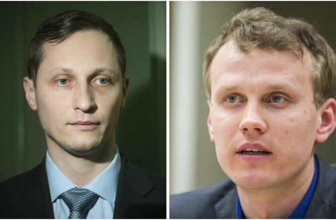 Dmitri Dmitrijev ja Priit Toobal