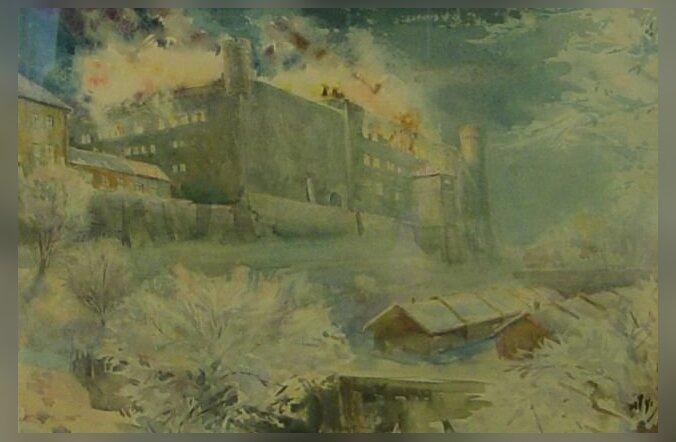 Jaak Juskega kadunud Eestit avastamas: sada aastat tagasi pistsid mässajad iidsele Toompea lossile tule otsa