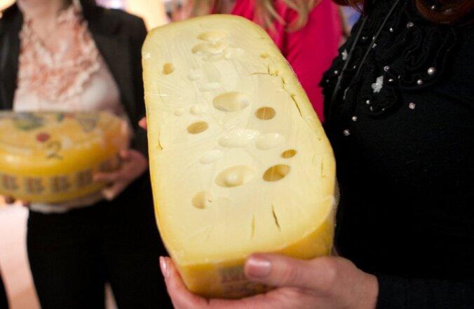 juustupoe avamine