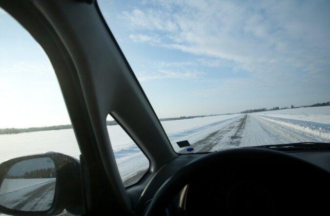 Maanteeamet: tagame riigimaanteede nõuetekohase seisukorra