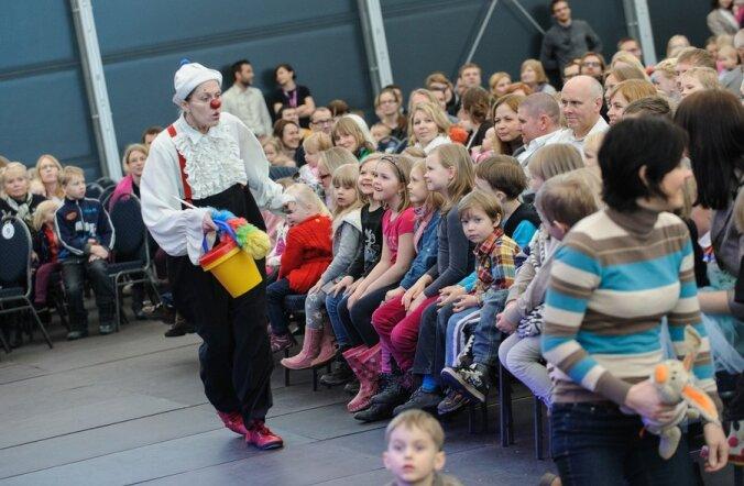 FOTOD: Jazzkaar avas lastele ukse uude maailma