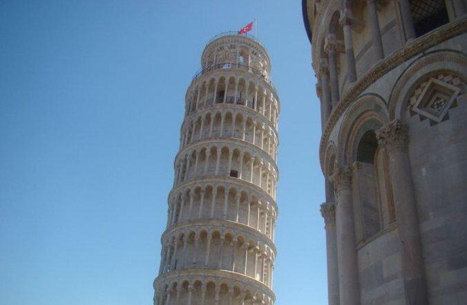 Miks on Pisa torn viltu?