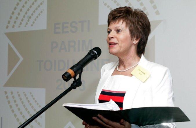 Eesti 2013 aasta parima toiduaine  väljakuulutamine