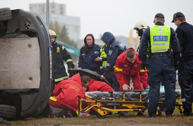 Статистика: на дорогах ЕС в среднем в день погибает 70 человек