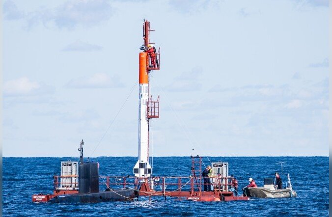 Taani uskumatu kosmoseprogramm: rakett ehituspoest ostetud materjalidest