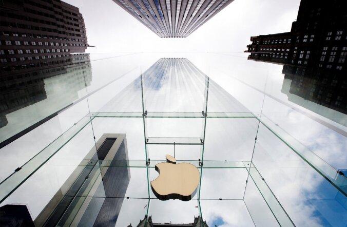 Mis värk on? Tehnoloogiahiid Apple lõpetas raske 2016. aasta lausa arusaamatult edukalt