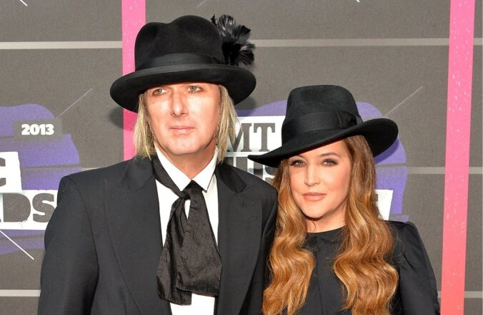 Lisa Marie Presley ja Michael Lockwood