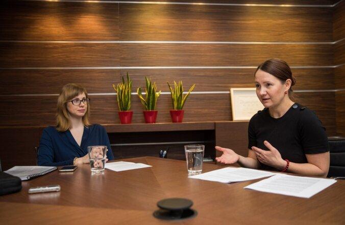 Kadri Matteuse (vasakul)ja Kristel Mesilase arvates on Eesti kohtupraktika suhtunud hangetesse liiga karmilt.