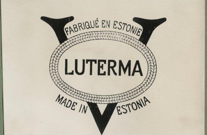 Lutheri vabrik - toormaterjalist valmistooteni!