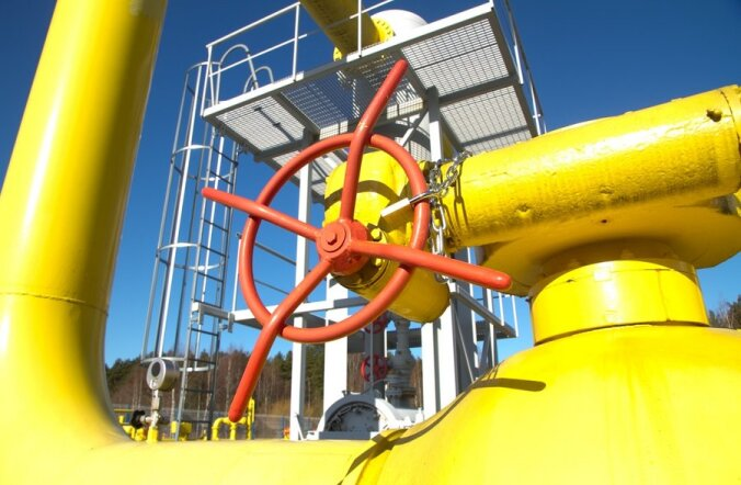 Külm ilm kasvatas maagaasi importi