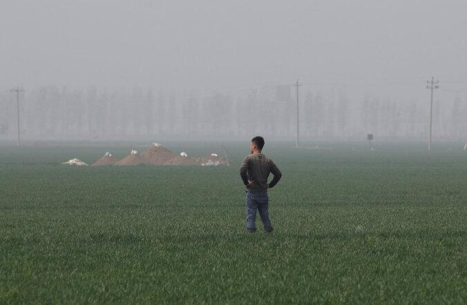 Siia saagu linn: hiinlased kavatsevad Pekingi külje alla nullist uue metropoli ehitada