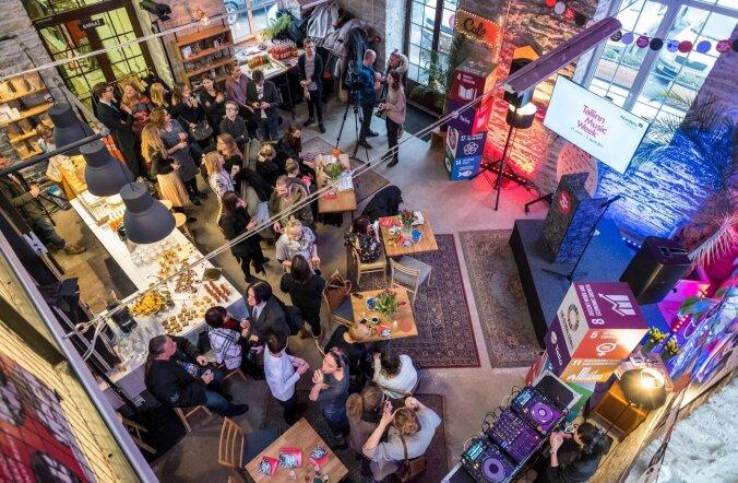 Uuskasutuskeskusest hotellisviidini: Tallinn Music Weeki raames toimub üle saja tasuta kontserdi