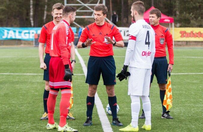 Nõmme Kalju FC vs FCI Tallinn