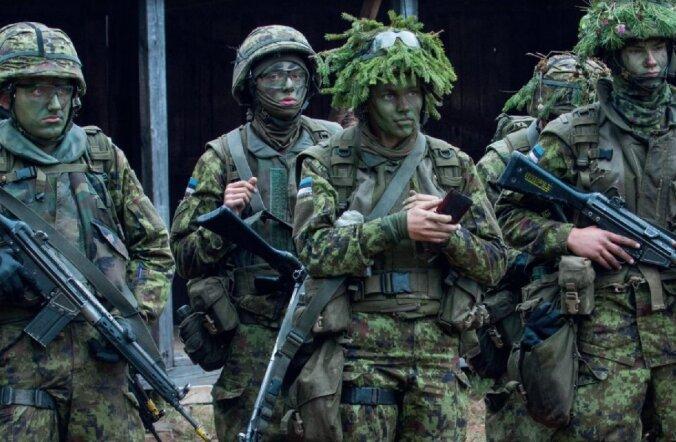 Ajakiri Sõdur kindlast trendist Eesti kaitseväes: naissõdur on tulnud, et jääda!