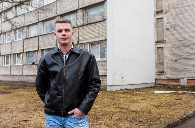 Siim Svetlov leiab, et teist inimest peab alati aitama. Oma kangelastegu ta millekski eriliseks ei pea.