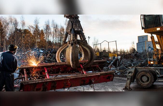 """Soome romula otsib Baltimaadest tööjõudu - kohalikel """"väsivad jalad liiga ära"""""""