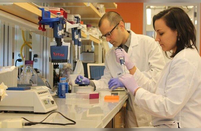 DNA-l põhinev mäluseade mahutaks terve maailma andmed auto pagasiruumi