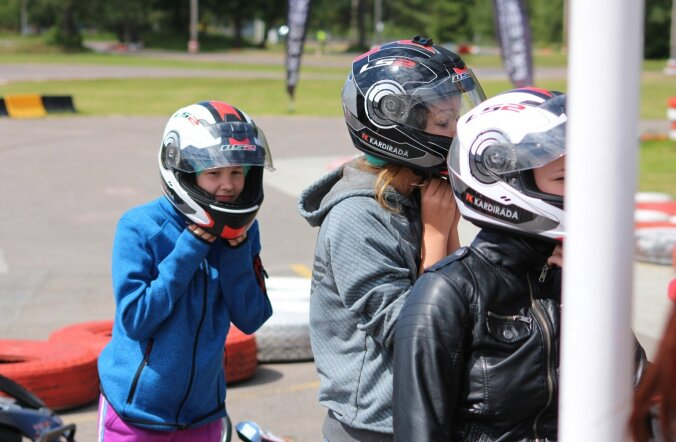 Daughter & Father Race Day 2016