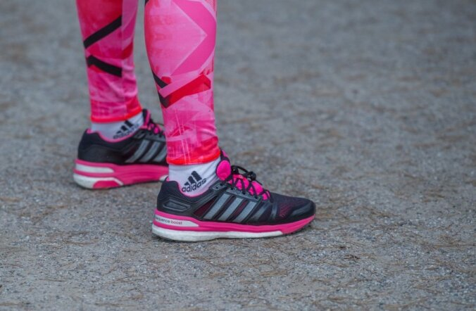 """Tõsine turundusfopaa: Adidas õnnitles Bostoni maratonil """"ellujääjaid"""""""