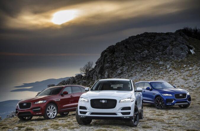 Uuenenud Jaguari mudelivalik garanteerib meelerahu. Läbisõidupiiranguta!