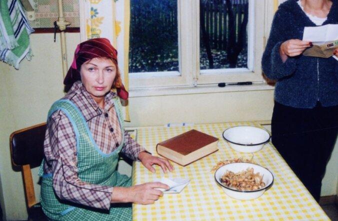 Luule Komissarov pärast lahutust: et vanamehe haisu ka enam poleks!