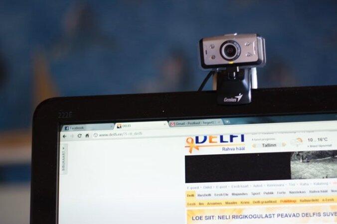 4ddbb323ba3 Mitmed Eesti valvekaamerad on vabalt veebis vaadatavad. Kuidas vältida oma  kaamera sinna sattumist?