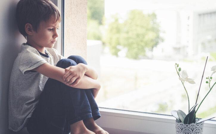 Kas sina oskad aru saada, millal on lapsel suur mure?