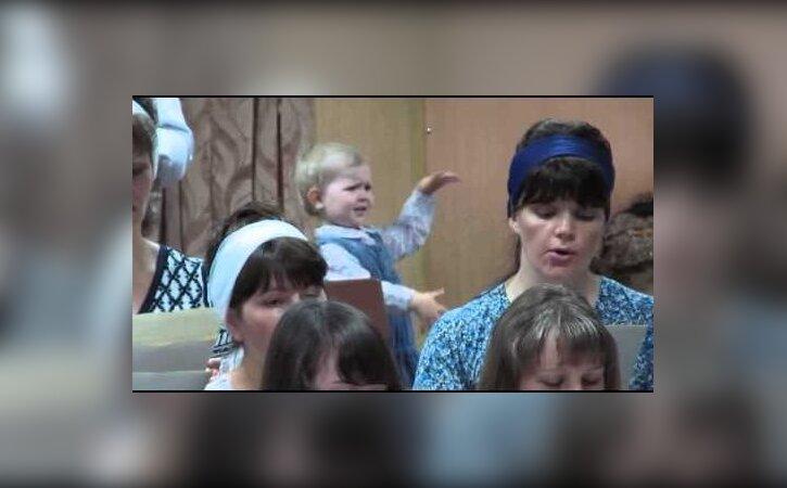 BEEBIVIDEO: vaata, dirigeeriv beebi!