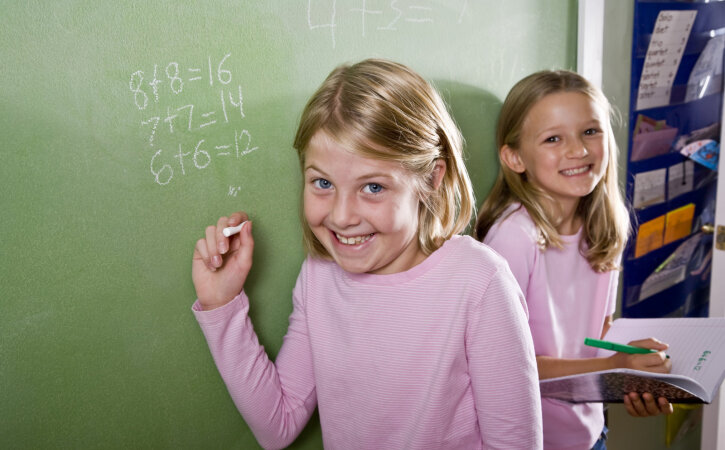 Lapsed ja matemaatikatrauma ehk kas nad ikka peavad korrutustabelit õppima