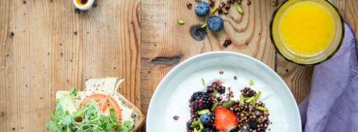 Tervislik maitseplahvatus: suhkru ja gluteenivaba röstitud tatramüsli