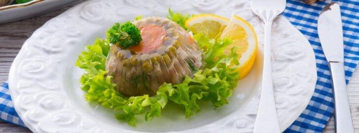 Sült on saksa toidukultuuri panus keskaja Euroopa kööki