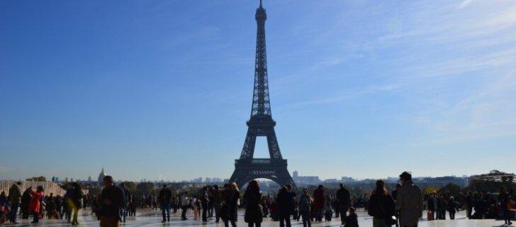 Один день в месяц центр Парижа будет полностью свободным от автомобилей