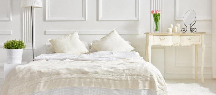 10 põhiviga magamistoa kujundamisel