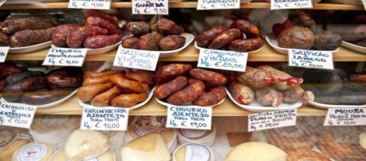 Как колбаса помогала португальским евреям спастись от инквизиции
