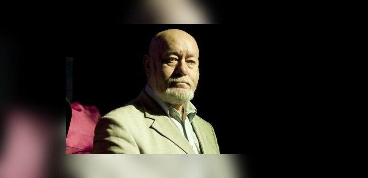 Suri armastatud laulja Vello Orumets