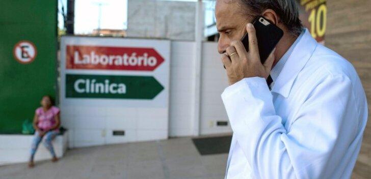 Brasiilia soovitas rasedatel Zika viiruse ohu tõttu olümpiamänge mitte külastada