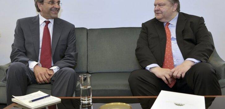 Kreeklased leppisid uue valitsuse osas kokku
